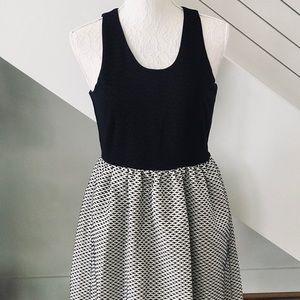 Tulle A-Line Sleeveless Dress.